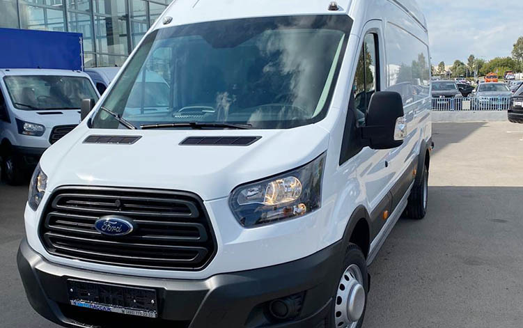 Ford Transit 6.7 метров