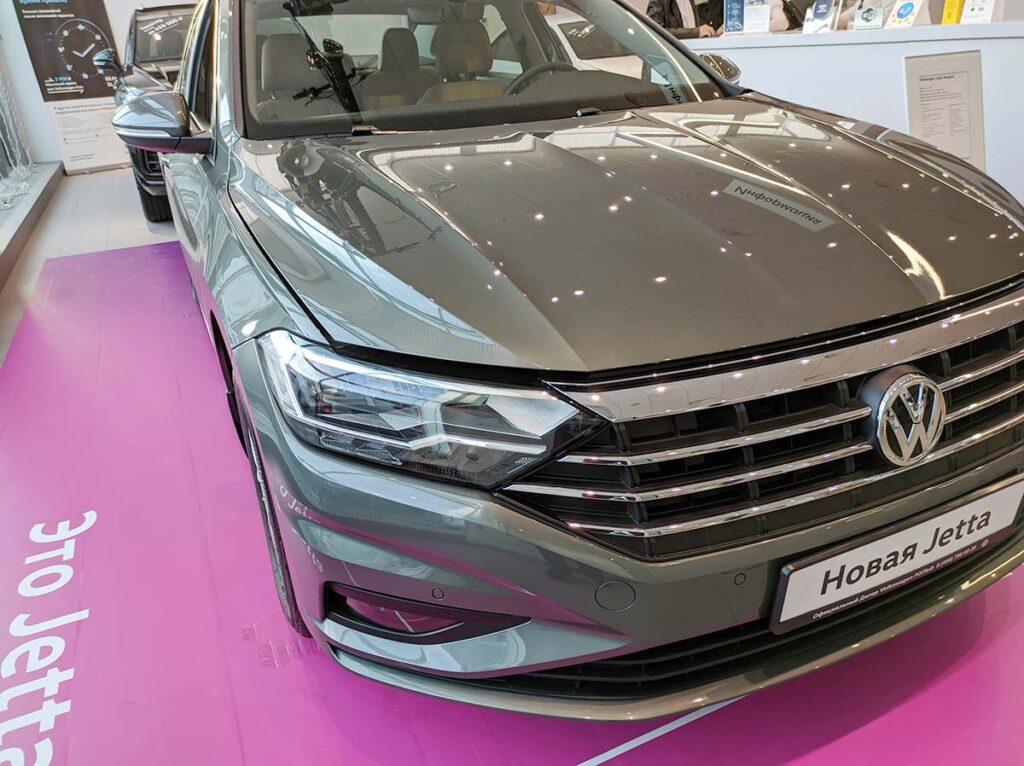 Фото Volkswagen Jetta 2020
