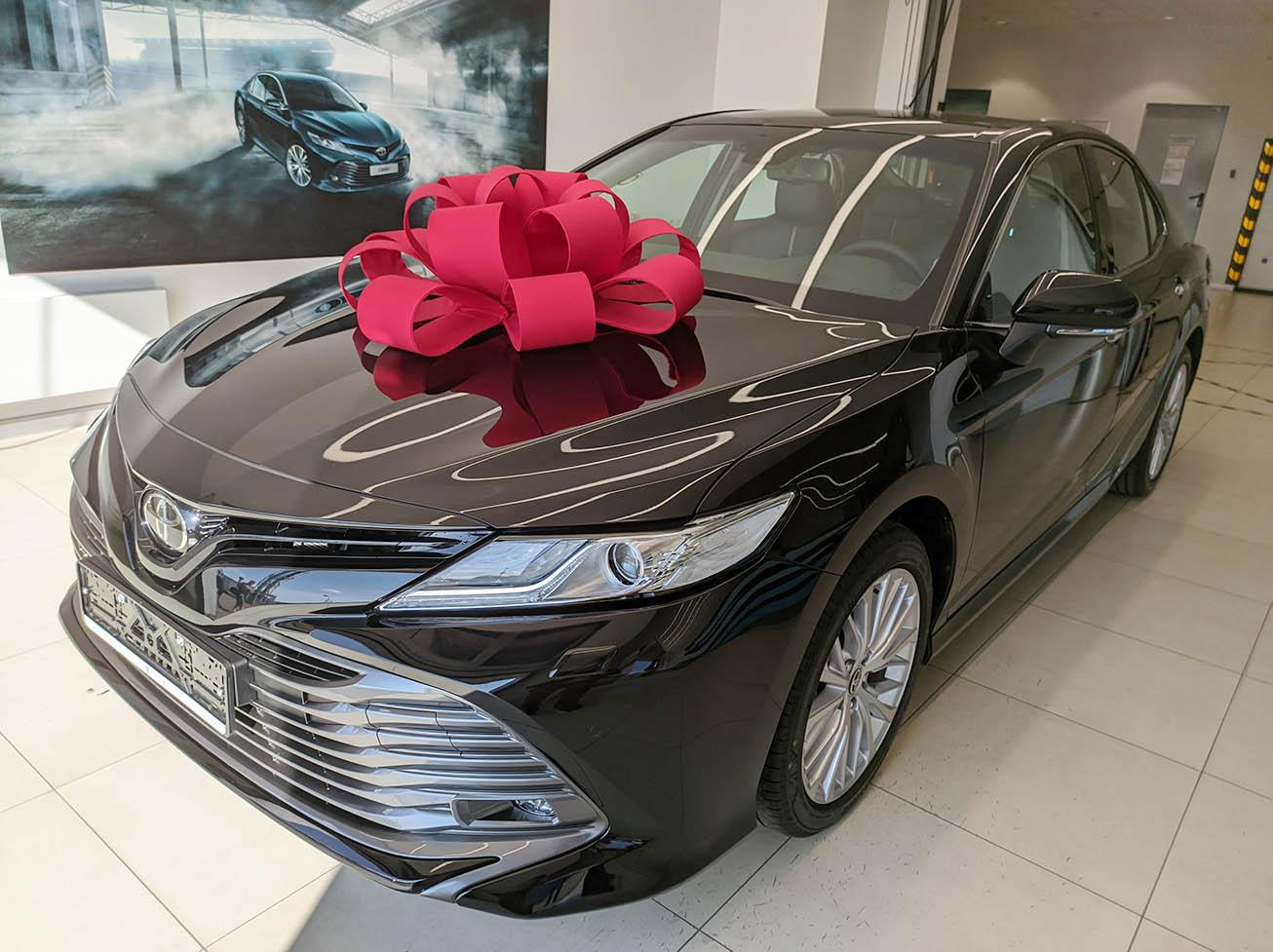 Toyota Camry Prestige 2.5