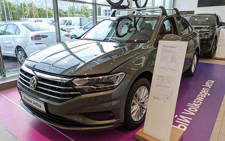 Обзор Volkswagen Jetta 2020