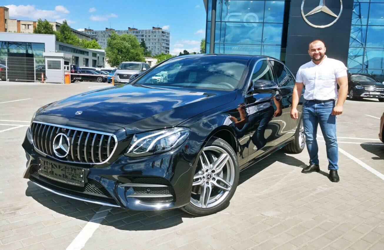 Mercedes-Benz E220d Sport