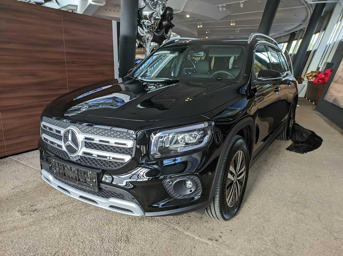 Mercedes-Benz GLB 200d Style