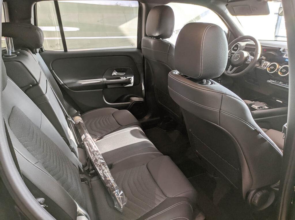 Сиденья Mercedes-Benz GLB